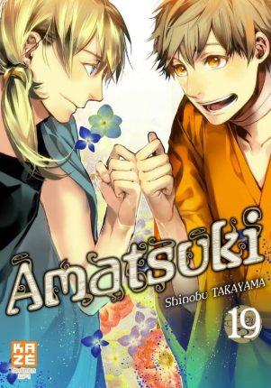 Amatsuki T.19 | 9782820332011