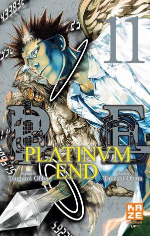 Platinum End T.11 | 9782820332981