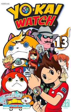 YoKai Watch T.13 | 9782820335272