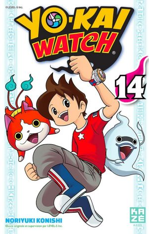 YoKai Watch T.14 | 9782820335432