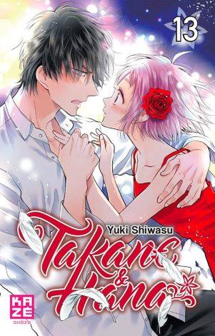 Takane et Hana T.13 | 9782820335692