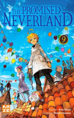 Promised Neverland (The) T.09 | 9782820335715