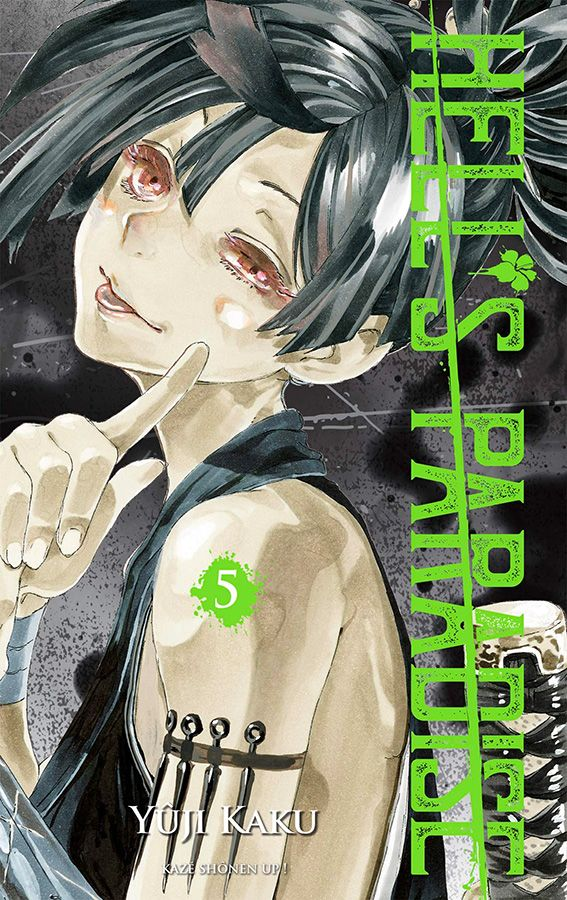 Hell's paradise T.05 | 9782820335906