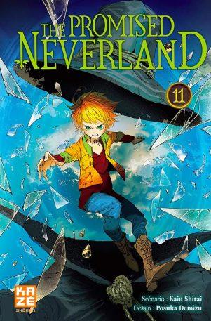 Promised Neverland (The) T.11 | 9782820335982