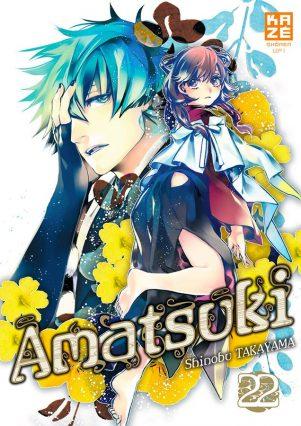 Amatsuki T.22 | 9782820337689