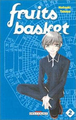 Fruits Basket T.02 | 9782840559481