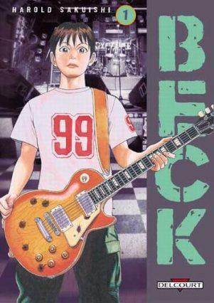 Beck  T.01 | 9782847894516