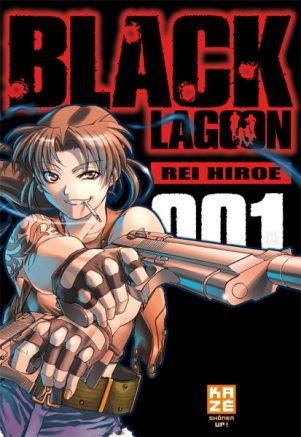 Black Lagoon T.01 | 9782849657300