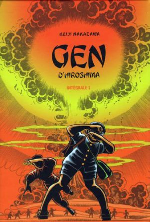 Gen d'hiroshima - ed.double T.01 | 9782849991213