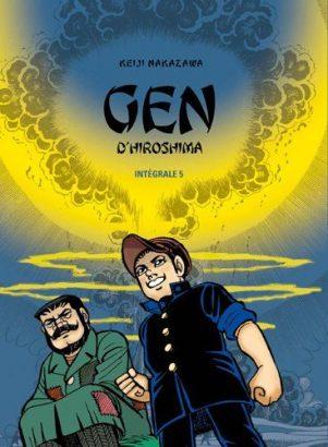Gen d'hiroshima - ed.double T.05 | 9782849991275