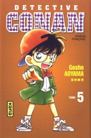 Detective Conan T.05 | 9782871291497