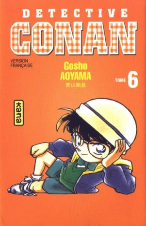 Detective Conan T.06 | 9782871291596