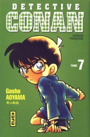 Detective Conan T.07 | 9782871291633