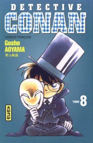 Detective Conan T.08 | 9782871291756