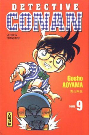 Detective Conan T.09 | 9782871291800