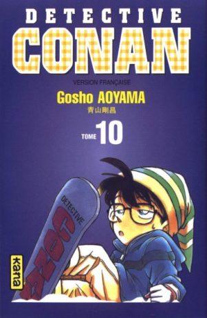 Detective Conan T.10 | 9782871291824