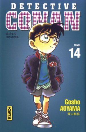 Detective Conan T.14 | 9782871292081