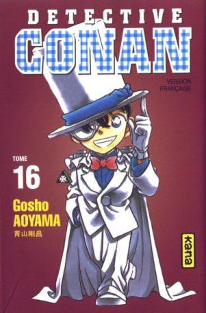 Detective Conan T.16 | 9782871292104