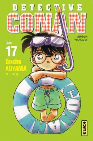 Detective Conan T.17 | 9782871292111