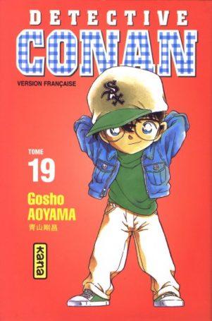 Detective Conan T.19 | 9782871292135