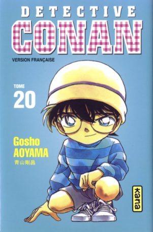 Detective Conan T.20 | 9782871292142