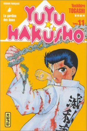 Yuyu Hakusho T.11 | 9782871292159