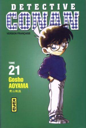 Detective Conan T.21 | 9782871292579