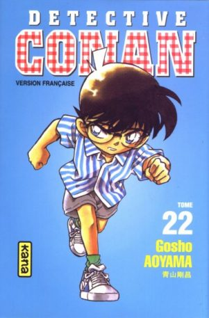 Detective Conan T.22 | 9782871292586