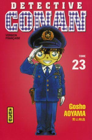 Detective Conan T.23 | 9782871292593
