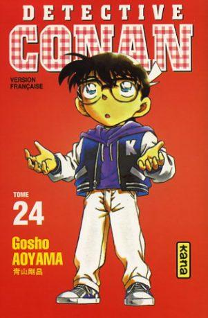 Detective Conan T.24 | 9782871292609
