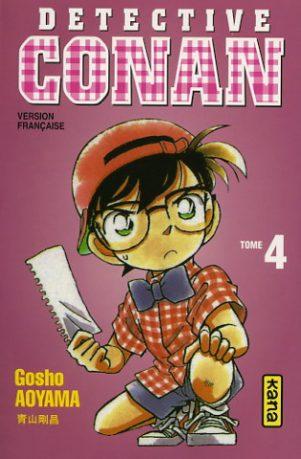 Detective Conan T.04 | 9782871293156