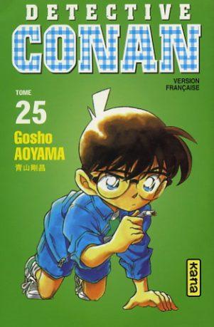 Detective Conan T.25 | 9782871293361
