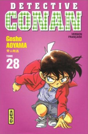 Detective Conan T.28 | 9782871293392