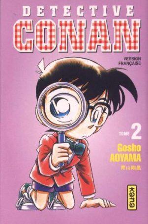 Detective Conan T.02 | 9782871293842