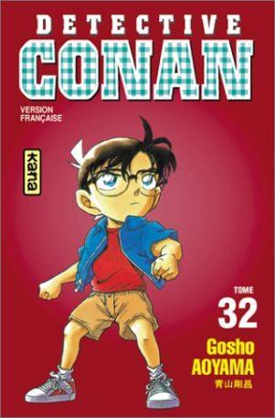 Detective Conan T.32 | 9782871294337