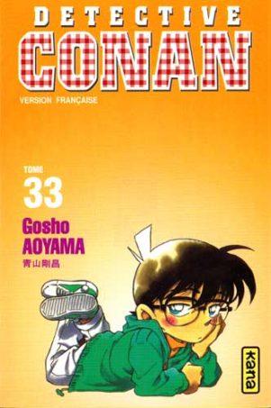 Detective Conan T.33 | 9782871294474