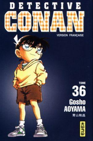 Detective Conan T.36 | 9782871295501