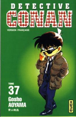 Detective Conan T.37 | 9782871295976