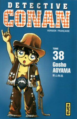 Detective Conan T.38 | 9782871296126