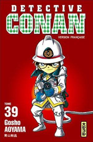 Detective Conan T.39 | 9782871296225