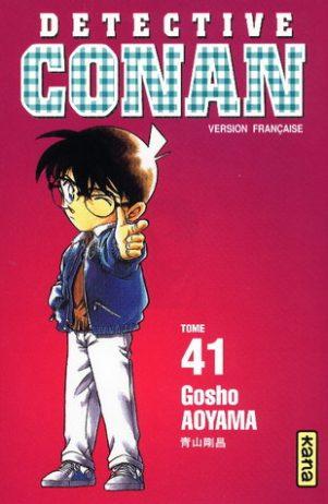 Detective Conan T.41 | 9782871296447