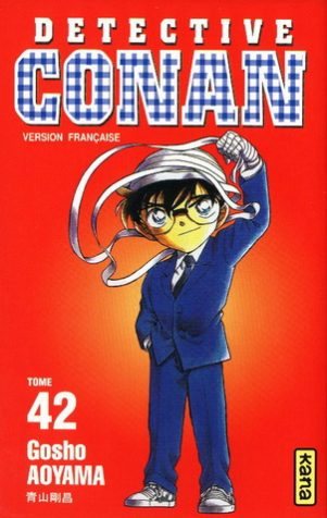 Detective Conan T.42 | 9782871296553