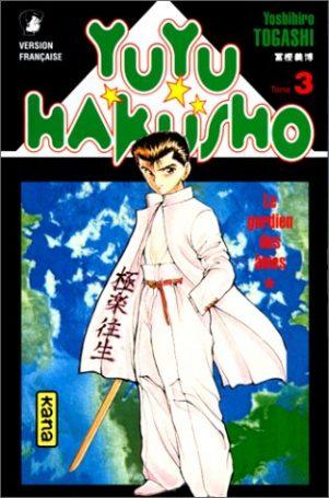 Yuyu Hakusho T.03 | 9782871296959