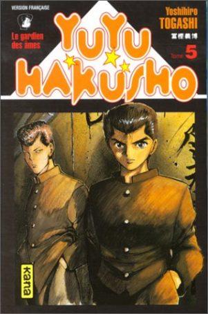 Yuyu Hakusho T.05 | 9782871296973