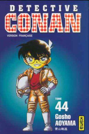 Detective Conan T.44 | 9782871297208