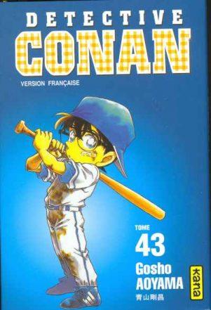 Detective Conan T.43 | 9782871297345