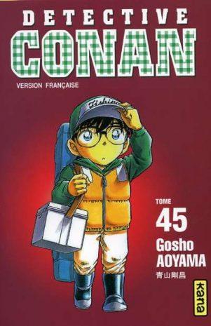 Detective Conan T.45 | 9782871297741