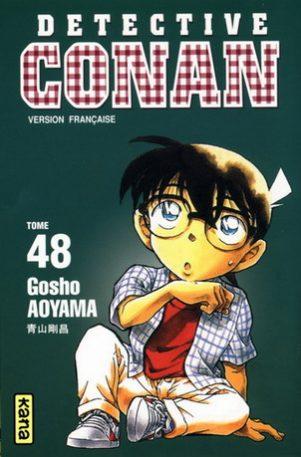 Detective Conan T.48 | 9782871298328
