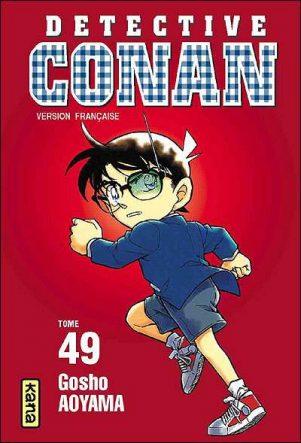 Detective Conan T.49 | 9782871298885
