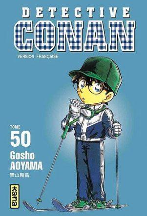 Detective Conan T.50 | 9782871299097
